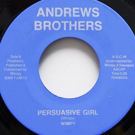 Wimpy - Persuasive Girl