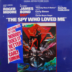 Marvin Hamlisch - The Spy Who Loved Me (sealed)