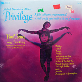 Mike Leander and Mark London - Privilege (sealed)