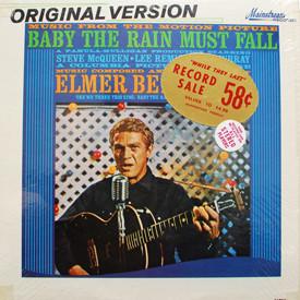 Elmer Bernstein - Baby The Rain Must Fall