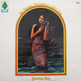 Jimmy Dee - In Guam, Paradise Calls You (sealed)