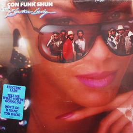 Con Funk Shun - Electric Lady (sealed)
