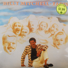 Billy Mitchell - Faces (sealed)