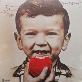 Thomas Jefferson Kaye - First Grade (sealed)
