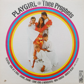 Thee Prophets - Playgirl