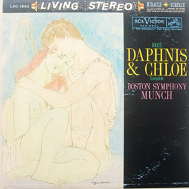 Charles Munch, Boston Symphony Orchestra - Daphnis and Chloe