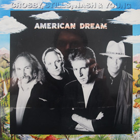 Crosby, Stills, Nash and Young - American Dream (sealed)