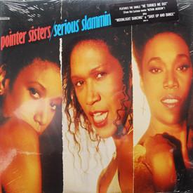 Pointer Sisters - Serious Slammin' (sealed)