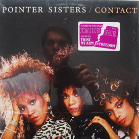 Pointer Sisters - Contact (sealed)