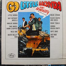 Hondells - Go Little Honda