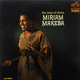 Miriam Makeba - Voice Of Africa