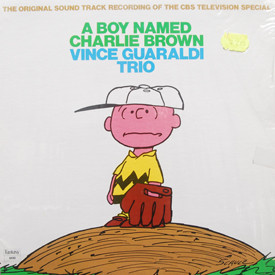 Vince Guaraldi Trio - A Boy Named Charlie Brown