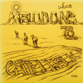 Melodons - Camel Walk