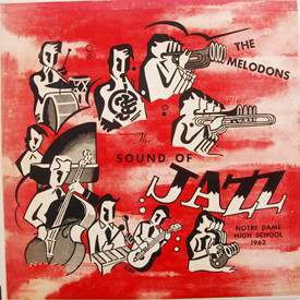 Melodons - Sound Of Jazz