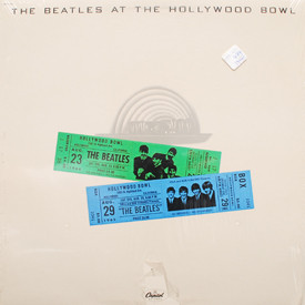 Beatles - At The Hollywood Bowl