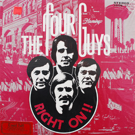 Four Guys - Right On!