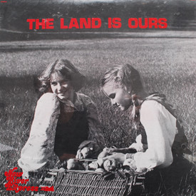 New River Express - The Land Is Ours (sealed)