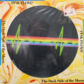 Pink Floyd - Dark Side Of The Moon (picture disc – sealed)