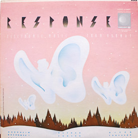 Alfred Janson, Arne Nordheim, Bjorn Fongaard - Response – Electronic Music From Norway