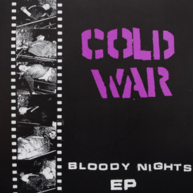 Cold War - Bloody Nights EP