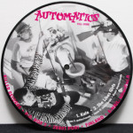 Automatics - Kala/She Likes Girls/Fortune Teller/Beeb Beep/Plaid Miniskirt (picture disc)