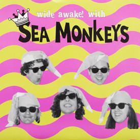 Sea Monkeys - Wide Awake With Sea Monkeys