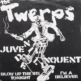 Twerps, Cherub Scourge - Juvenile Delinquent/New Role Model
