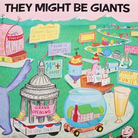 They Might Be Giants - They Might Be Giants