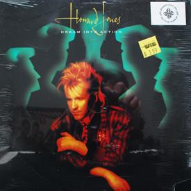 Howard Jones - Dream Into Action (sealed)