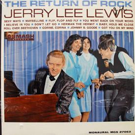 Jerry Lee Lewis - Return Of Rock