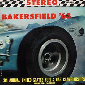 Jon Lundberg - Bakersfield '63