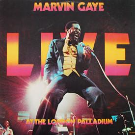 Marvin Gaye - At The London Palladium