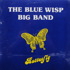 Blue Wisp Big Band - Butterfly (sealed)