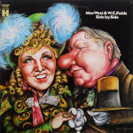 Mae West and W.C. Fields - Side By Side