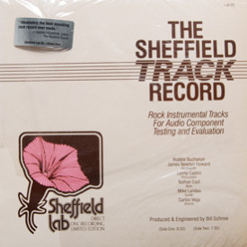 Various - The Sheffield Track Record