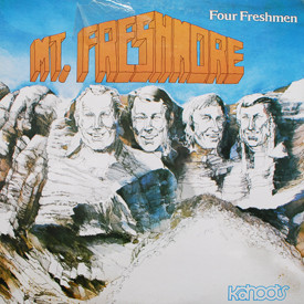 Four Freshman - Mt. Freshmore (sealed)