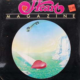 Heart - Magazine (sealed)
