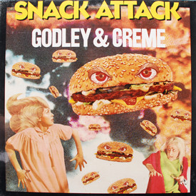 Godley and Creme - Snack Attack (sealed)