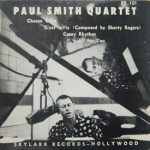 Paul Smith Quartet - Cheese Cake