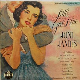 Joni James - Little Girl Blue