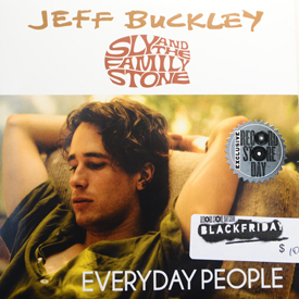 Jeff Buckley, Sly And The Family Stone - Everyday People
