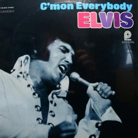 Elvis Presley - C'mon Everybody (sealed)
