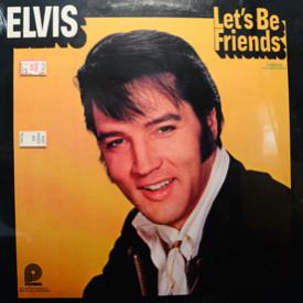 Elvis Presley - Let's Be Friends (sealed)