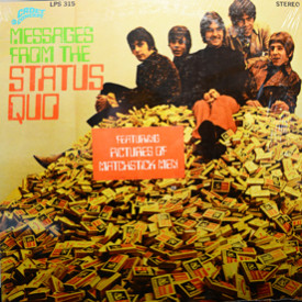 Status Quo - Messages From The Status Quo