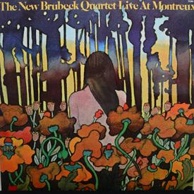 New Brubeck Quartet - Live At Montreux