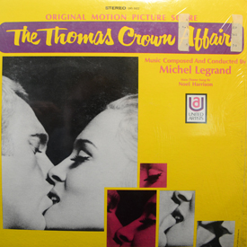 Michel Legrand - Thomas Crown Affair