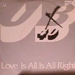 UB40 - Love Is All Right / One-A-Penny