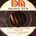 Tommy Graham - Here I Go Crying Again / Two Fisted Patriot Man
