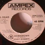 Andy Roberts - Homegrown/ Keep my Children Warm