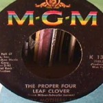 Every Mother's Son - Put Your mind at ease/ Proper Four Leaf